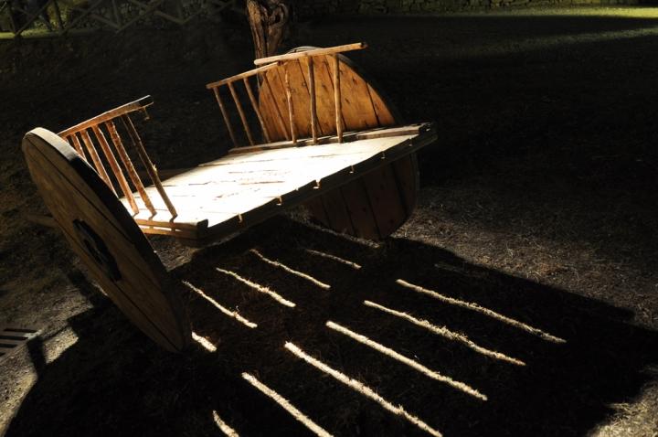 Il carretto di ciubecca