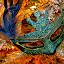 Enchanted Mask by Carl Testo - Public Holidays Halloween