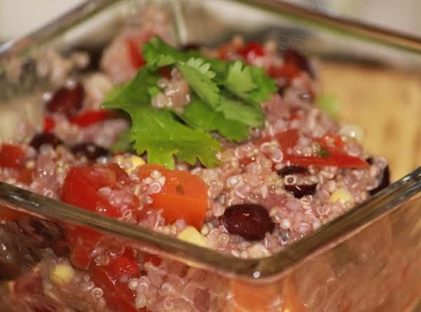 Quinoa Pico Salad