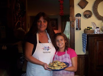 Blueberry Cream Cheese Cookies Recipe
