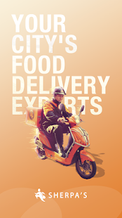 Sherpa's - Food Delivery for PC-Windows 7,8,10 and Mac apk screenshot 5