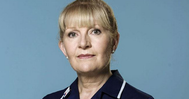 Cathy Shipton told to change accent on Casualty