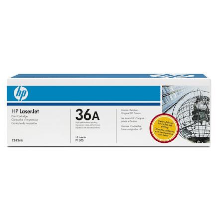 Toner HP CB436A 2k svart