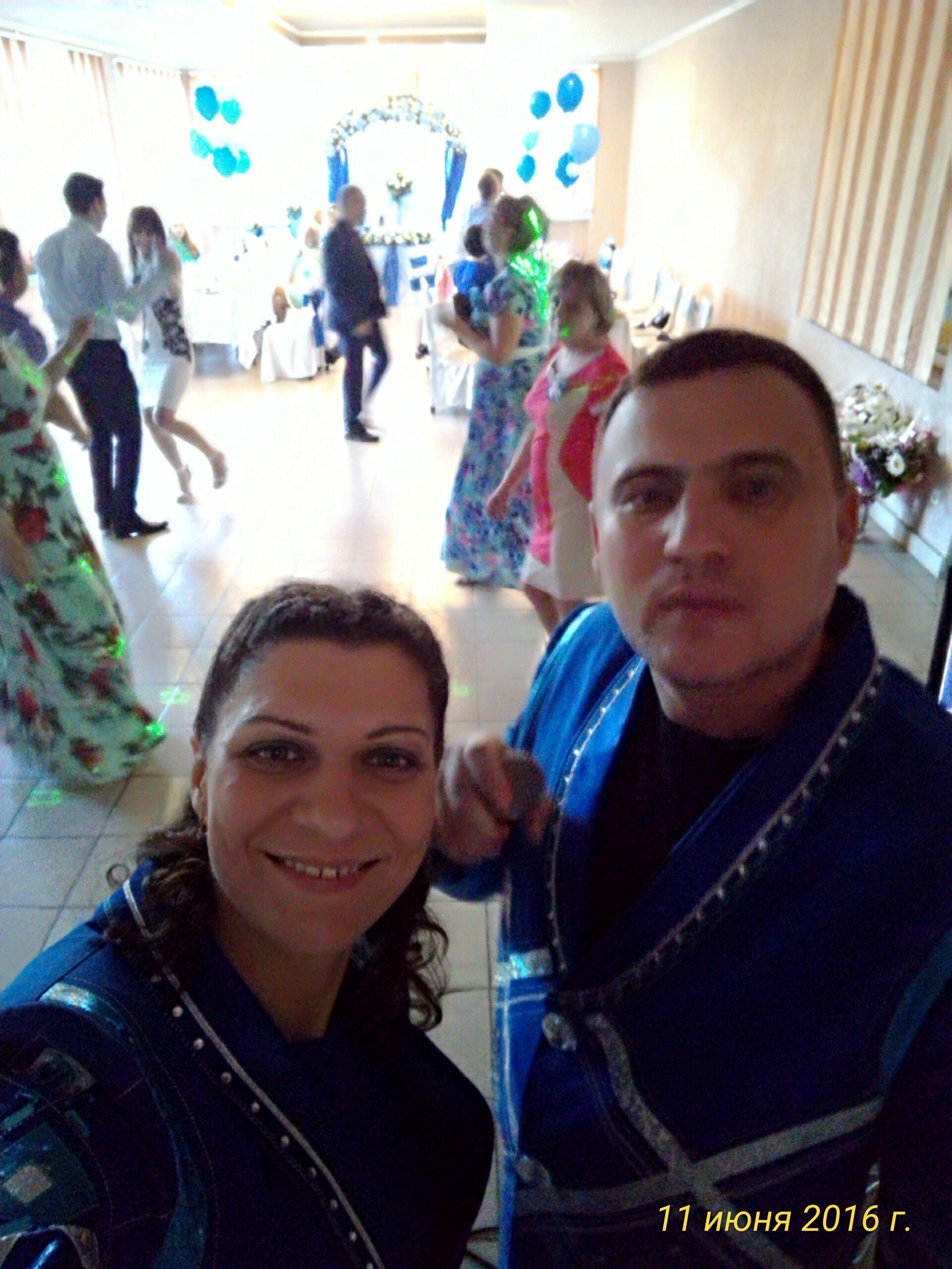 Подольские Саша и Галя в Ростове-на-Дону