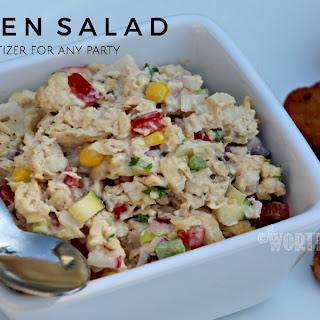 Summer Chicken Salad.