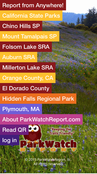 ParkWatchReport- screenshot