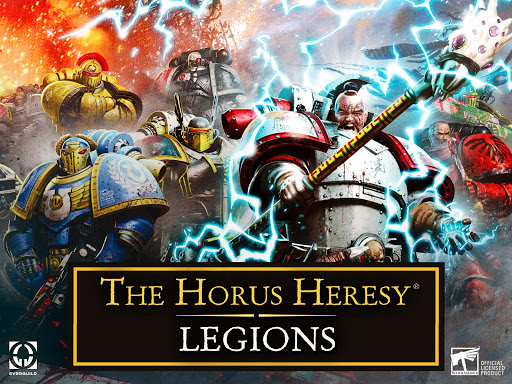 The Horus Heresy: Legions u2013 TCG card battle game 1.6.4 screenshots 9