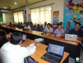 Photo: Workshop session