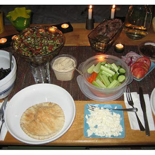 Israeli-Style Salad