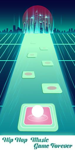 Magic Tiles 3D Hop EDM Rush! Music Game Forever screenshots 4