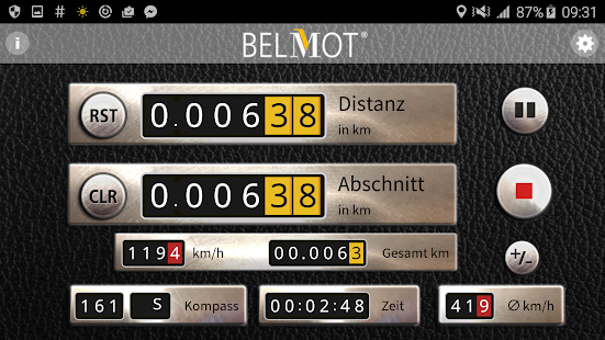BELMOT RALLYE- screenshot thumbnail