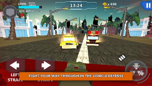 Cube Wars Battle Survival screenshots 5