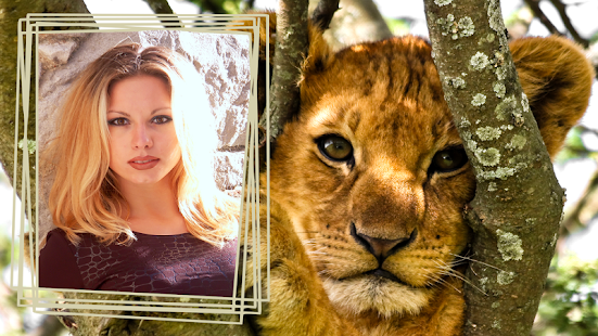 Download Wild Animals Photo Frames For PC Windows and Mac apk screenshot 8