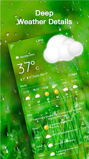 Live Weather Forecast: Accurate Weather 1.2.7 screenshots 4