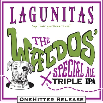 Logo of Lagunitas The Waldos' Special Ale