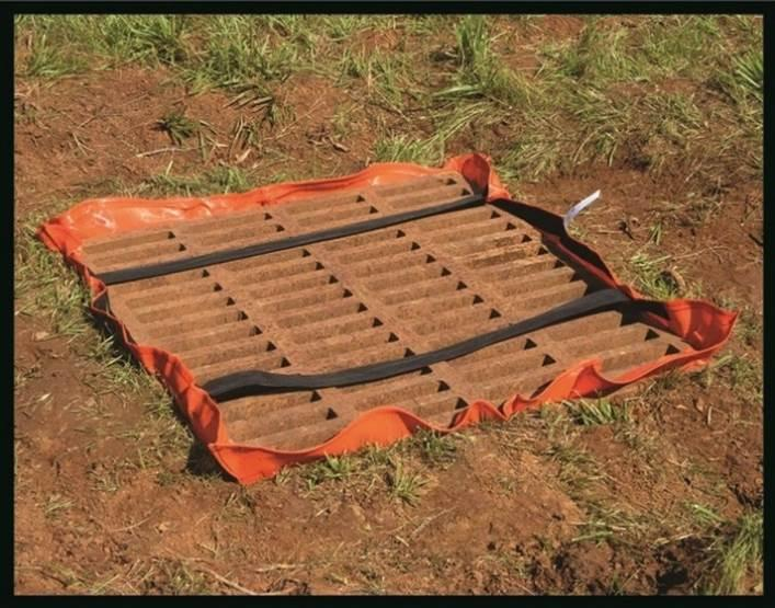 "Dandy Sack / Dandy Bag II 24"" x 24"" - The Drainage Products Store"