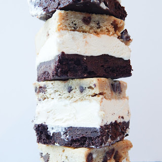 Frozen Ice Cream Sandwich Dessert Recipes