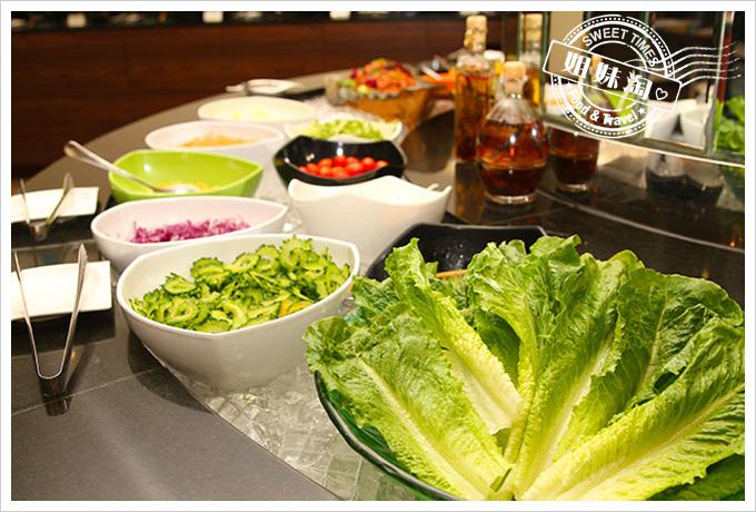 蓮潭國際會館西餐自助餐