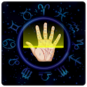 Palm Reader & Scanner Palmistry To Tell Past icon