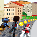 Paw Puppy subway patrol game APK