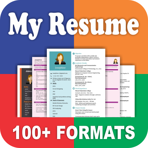 Resume Builder App Free Cv Maker With Pdf Format Apps On Google Play