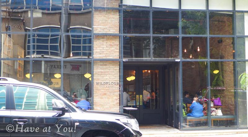 Wildflour storefront