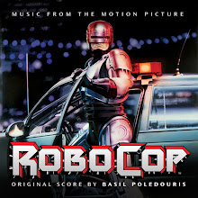 Photo: Album Artist: Basil Poledouris   Album Title: RoboCop – Original Score by Basil Poledouris (Music from the Motion Picture)