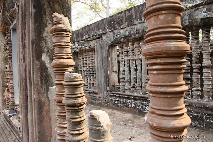 Малый круг Ангкора - Та Кео
