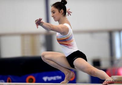 Nouvelle médaille pour Nina Derwael !