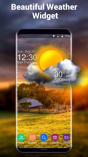 New weather forecast app ☔️ 15.1.0.45940 screenshots 2