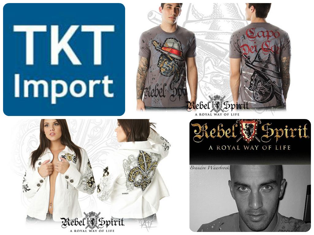 cff462f2bae Брендовая одежда Rebel Spirit  преимущества от ТКТ Импорт - читайте ...