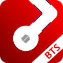 BTS Dancing Line icon