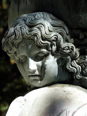 Occhi piangenti di un angelo di marip25