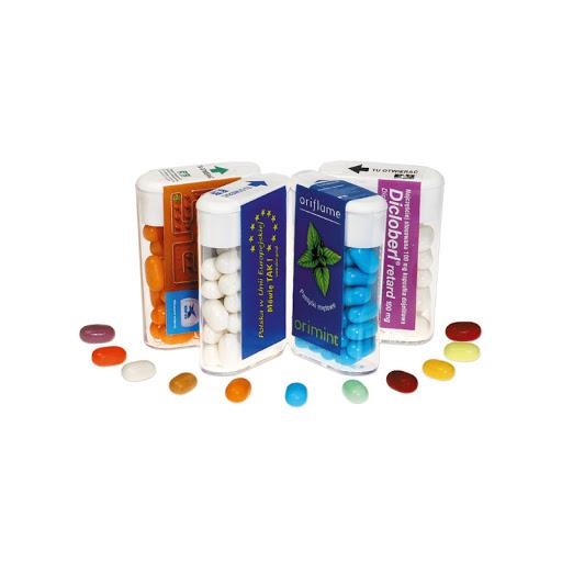 Promotional Mints & Sweets Tac-Tic Dispenser