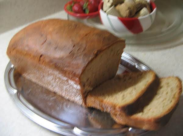 Bread Made With Beet Juice Recipe