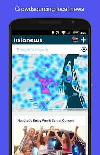 instanews – Latest Local News screenshot