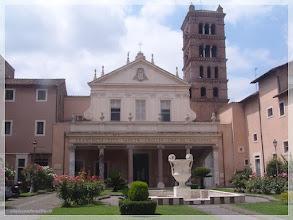 Photo: Santa Cecilia de Trastevere ( Roma) www.viajesenfamilia.it/