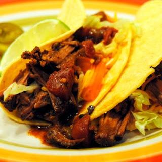 Slow Cooker Mexican Pot Roast Tacos Recipe