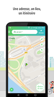 Mappy – Plan, Comparateur d'itinéraires, GPS- screenshot thumbnail