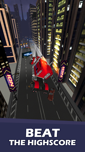 Stunt Truck Jumping screenshot 5