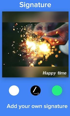 android Square Quick Pro-No Crop Photo Screenshot 6