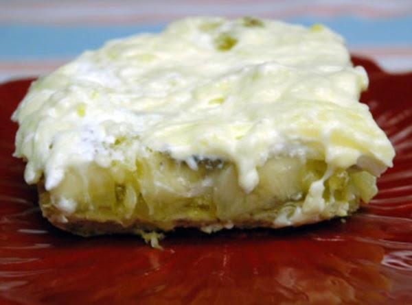 Lemon Tropic Layered Dessert Recipe