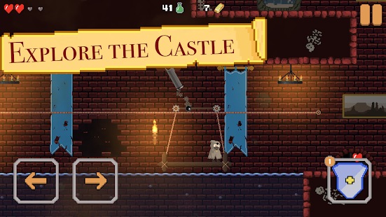 Restless Hero Exclusive - Pixel Dungeon Adventure Screenshot
