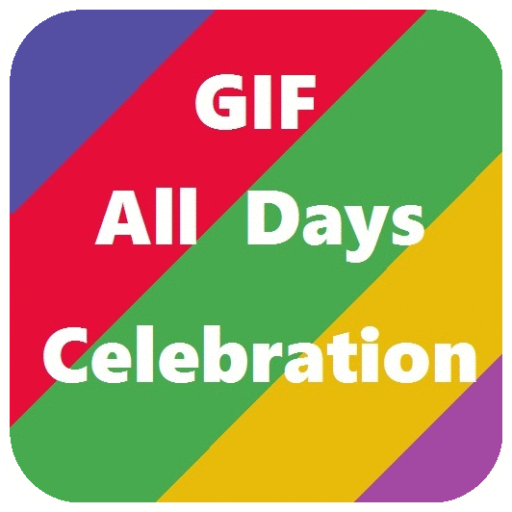 娛樂App|Gif All Day Celebrations LOGO-3C達人阿輝的APP
