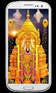 Tirupathi Balaji Wallpapers HD screenshot 0