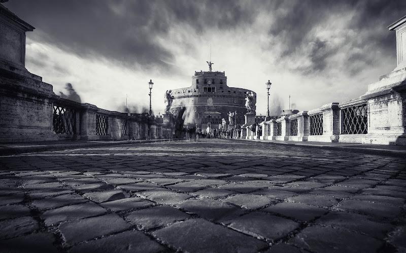 Per il Castello dell'Angelo di Caterina Brillante