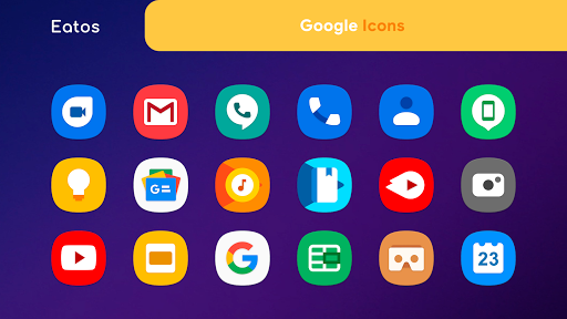 Screenshot for OneUI - Icon Pack in United States Play Store