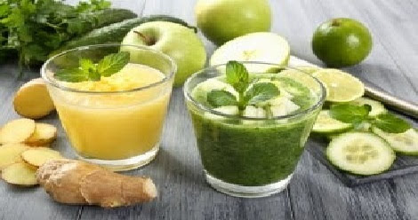 Juice For A Natural Energy Boost
