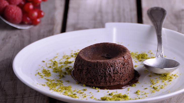 Molten Chocolate Lava Recipe