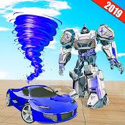 Tornado robot Transforming hero Robot car Games 2